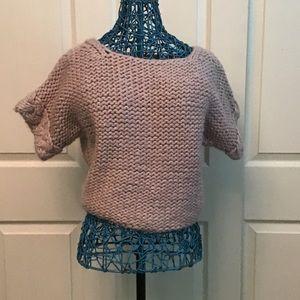 Kanji Hand Knit Sweater